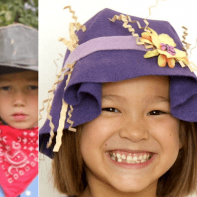 10 DIY Halloween Costumes for Kids