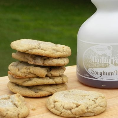 Bake the Best Sorghum Cookies