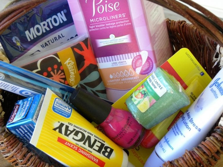 Personal Care Packages for LBL