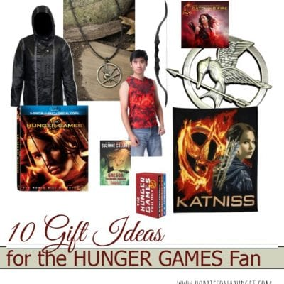 10 Gift Ideas for the Hunger Games Fan