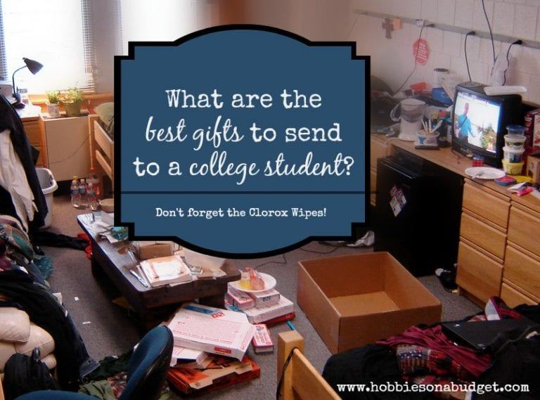 Using #AmazonWishList to Create College Care Packages