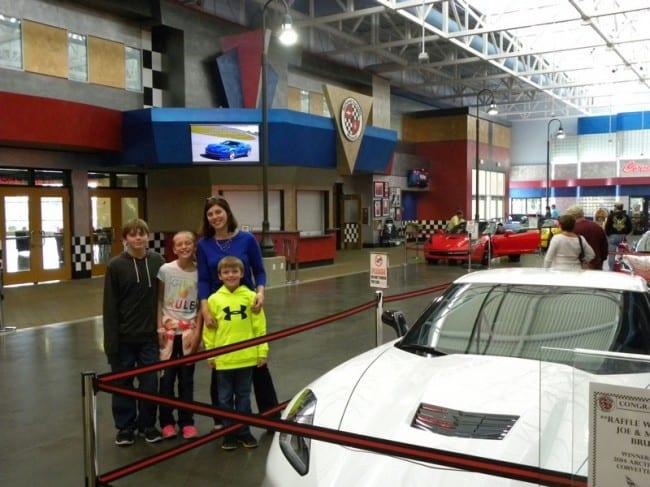 corvette sharon and kids