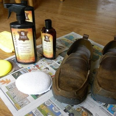 What Leather Cleaner Do you Use?