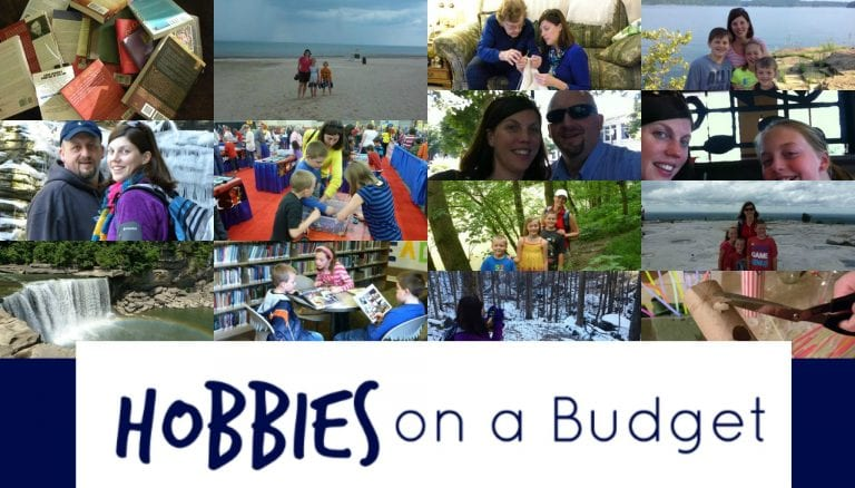Hobbies on a Budget is on YouTube