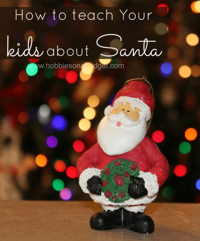 How to Teach Children about Santa