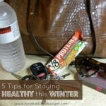 5 Tips for Staying Healthy this Winter