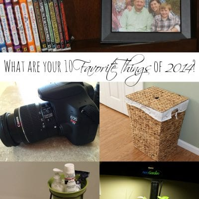 My Favorite Things from 2014