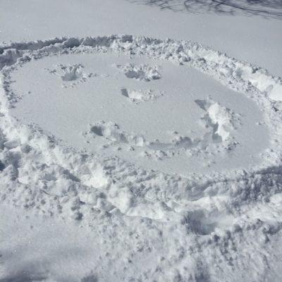 Snow Day Fun in Kentucky