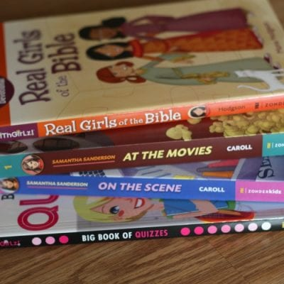 Faithgirlz Books, Bags & Life
