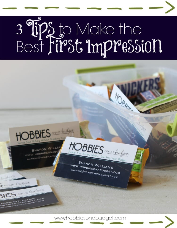 tips to make the best first impression