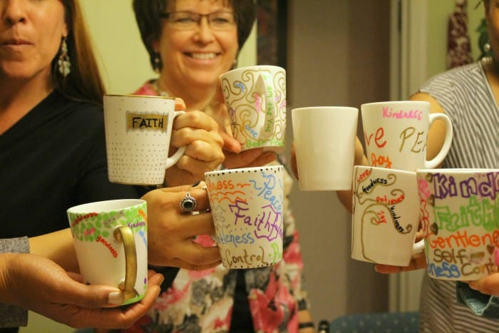 Fruit of the Spirit Mugs