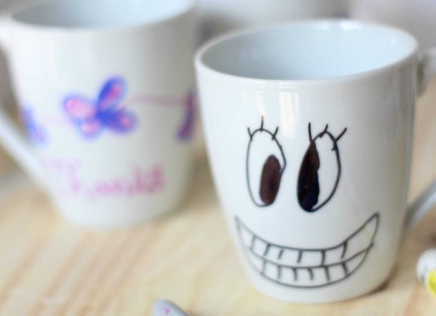 How to Create Personalized Cups
