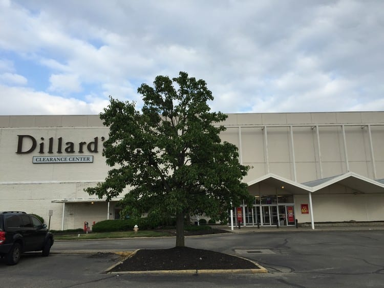 40faa66c531 Save on Clothes at Dillards Clearance Outlet - Hobbies on a Budget