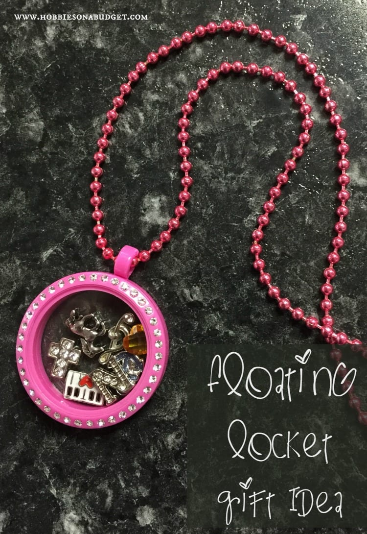 Floating Locket Gift Idea For Tween Girls