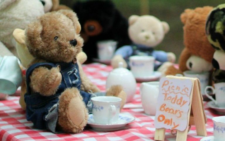 How to Host a Teddy Bear Picnic