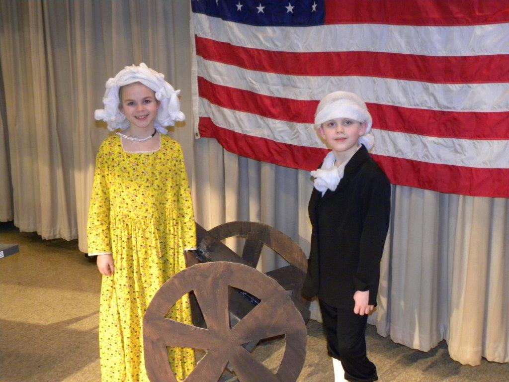 Colonial American Hero  sc 1 st  Hobbies on a Budget & DIY Easy Halloween Costumes - Hobbies on a Budget