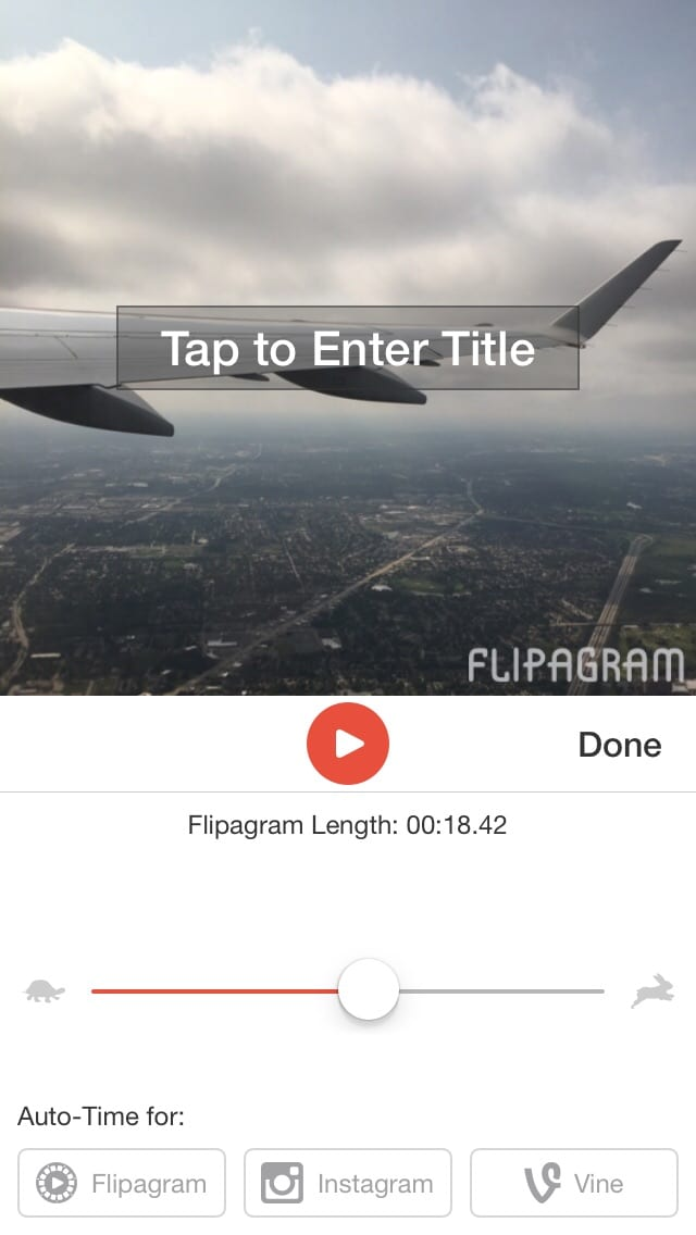 how to make a flipagram on instagram