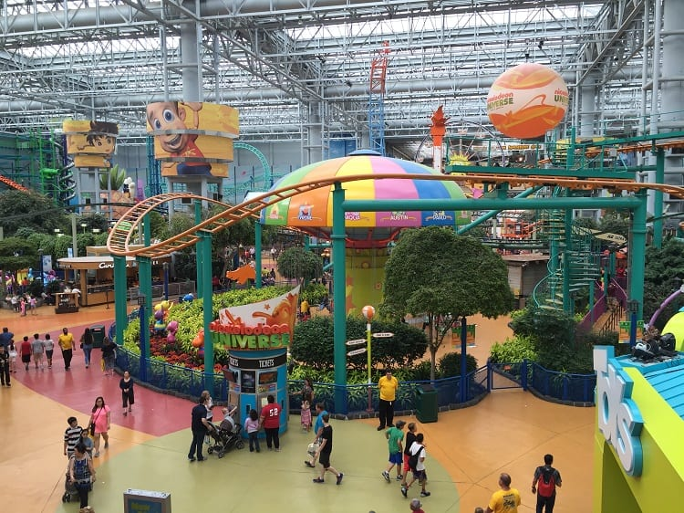 mall of america 1