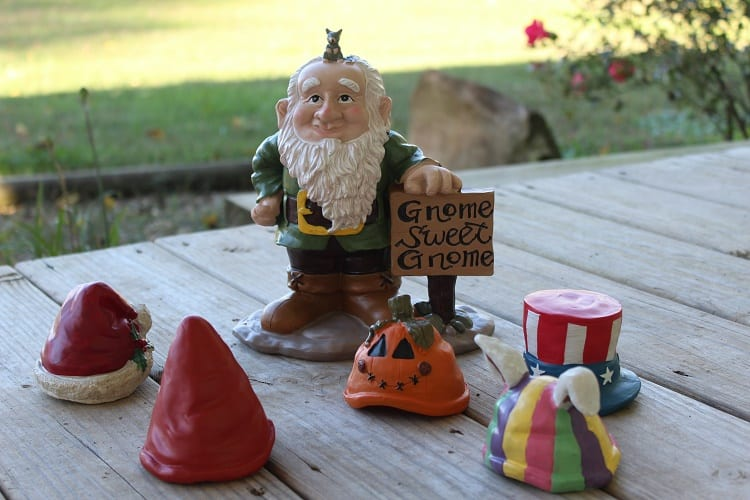 gnome-for-seasons