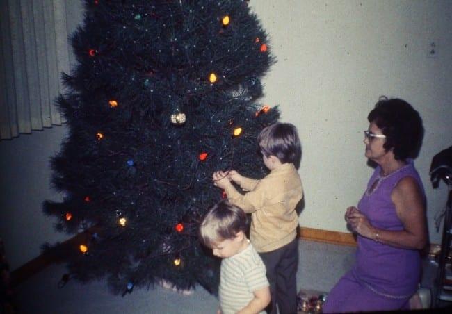 hazel christmas memories 1
