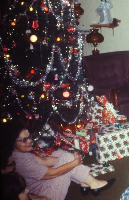 hazel christmas memories