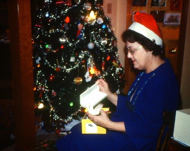 Holiday Memories with Grandma