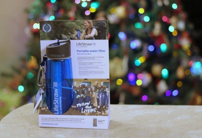 lifestraw christmas gift
