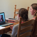 Author Jill Osborne Chats with Young Authors