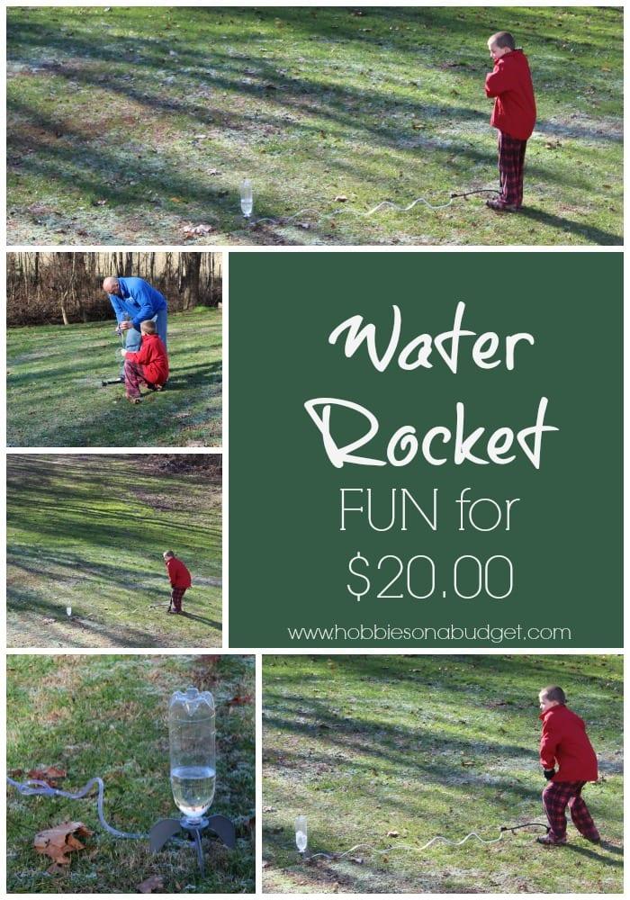 water-rocket
