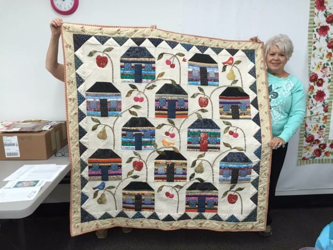 Quilt by Anne