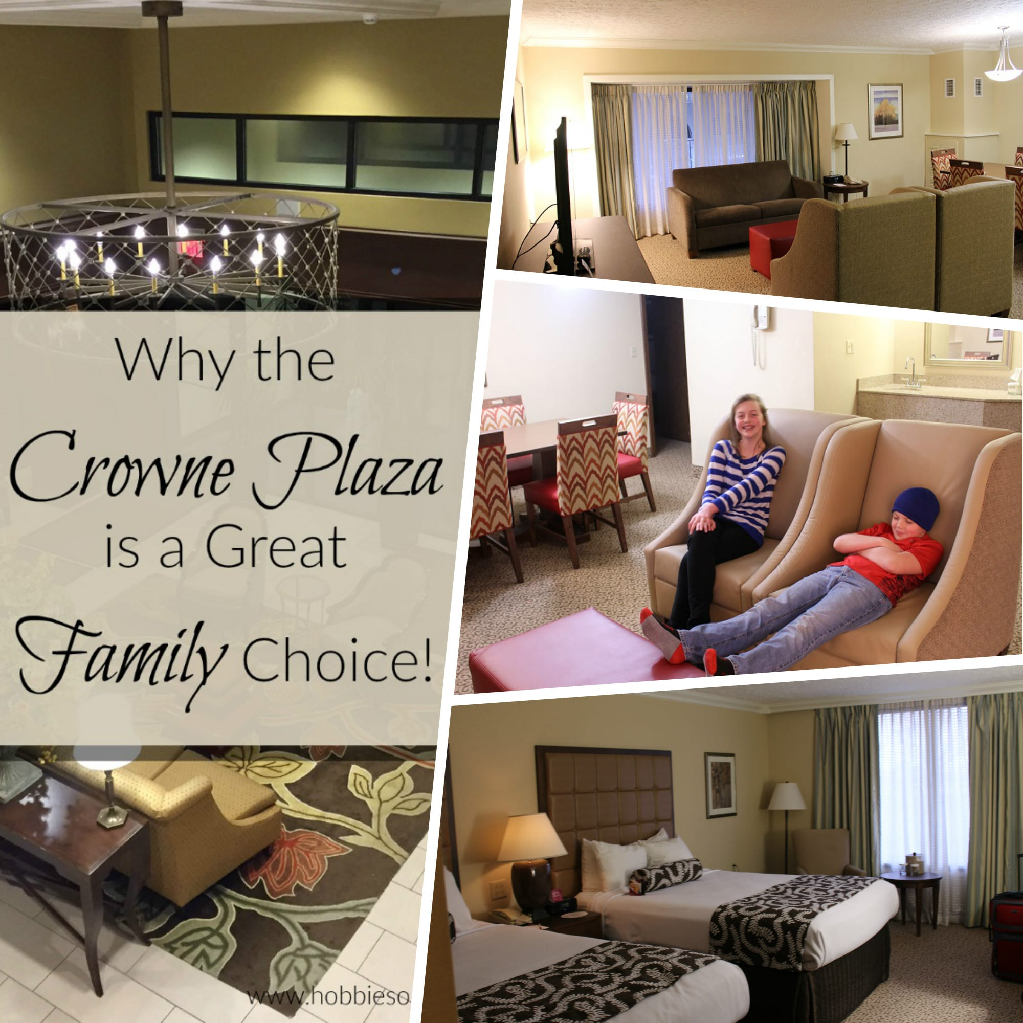 crowne plaza family