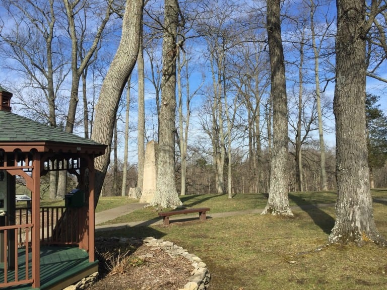 Mill Springs Battlefield Driving Tour