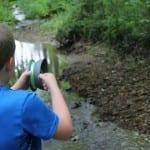 HandLine Fishing with the Flip Reel