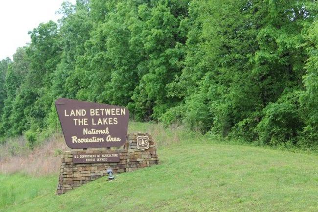 Land Between the Lakes; Kentucky