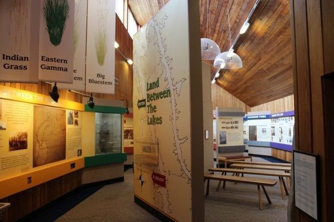 Golden Pond Visitors Center & Planetarium