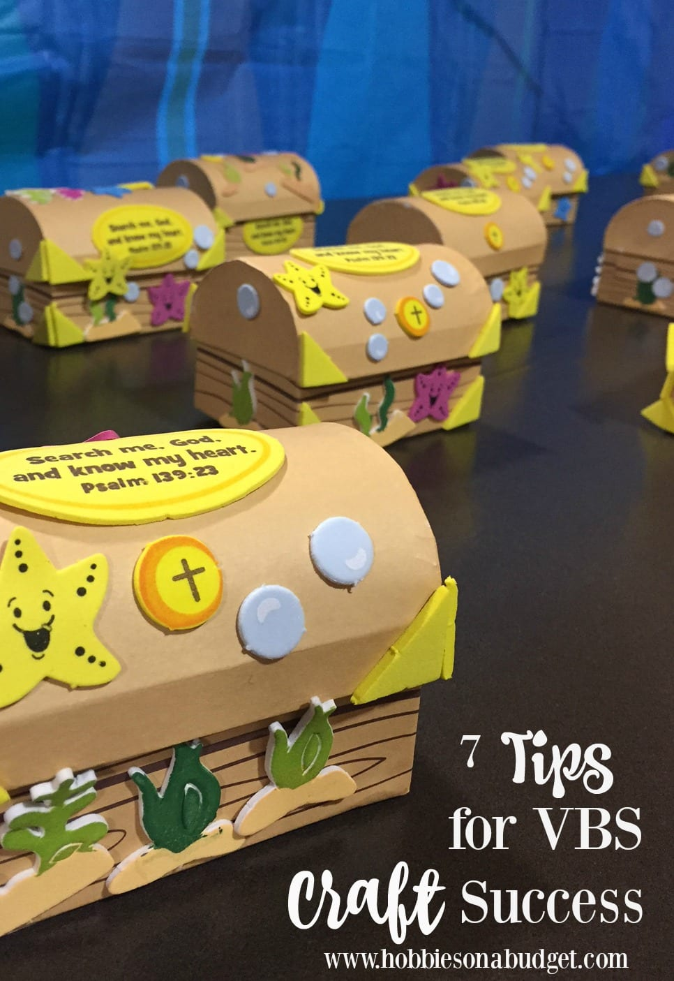 7 Tips for VBS Craft Success