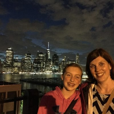 Visiting Brooklyn Heights Promenade