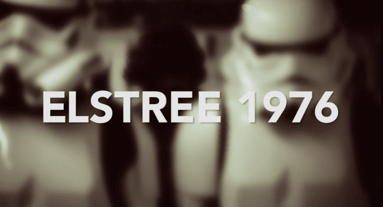 The People behind the Characters:  Elstree 1976