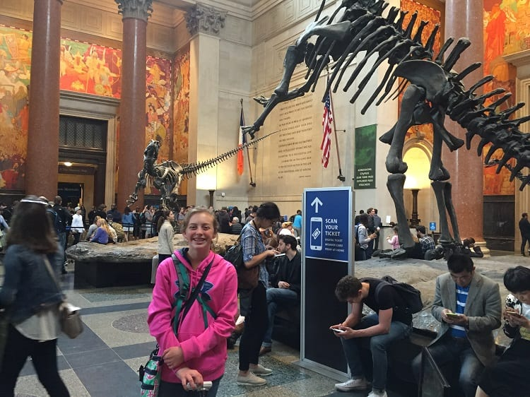 nyc - museum of natural history
