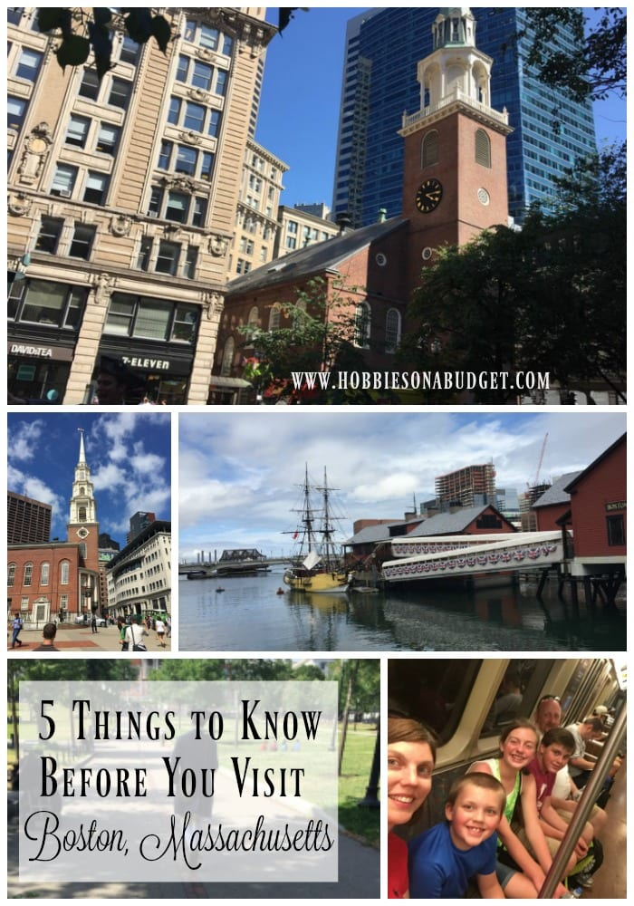 Things to Know before you Visit Boston Massachusetts