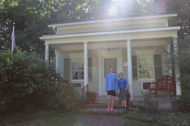 President Millard Fillmore Home