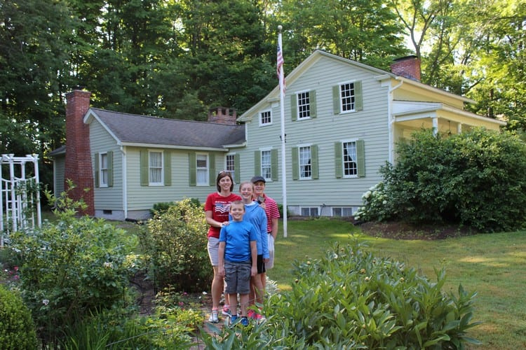 Millard Fillmore Presidential Site & Garden