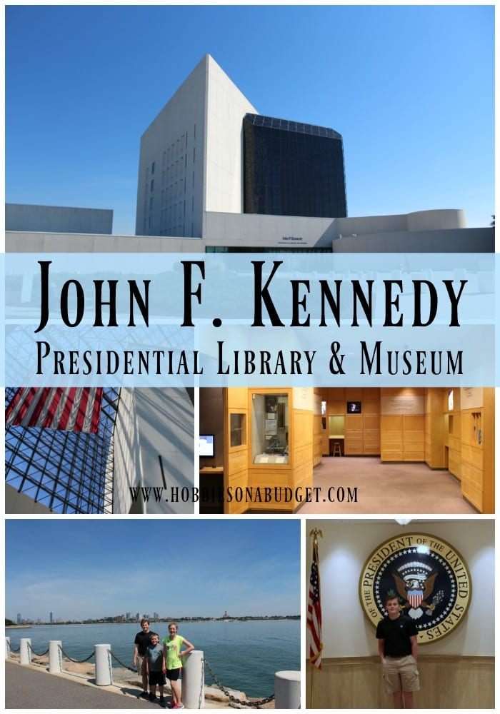 John F Kennedy Presidential Library & Museum