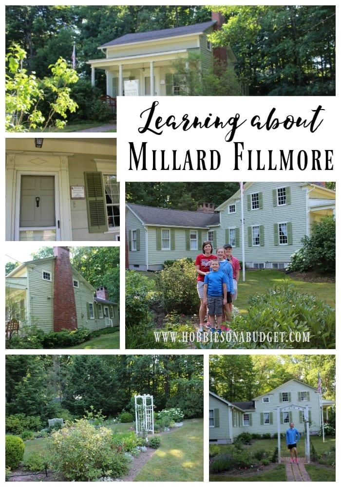 Learning about Millard Fillmore