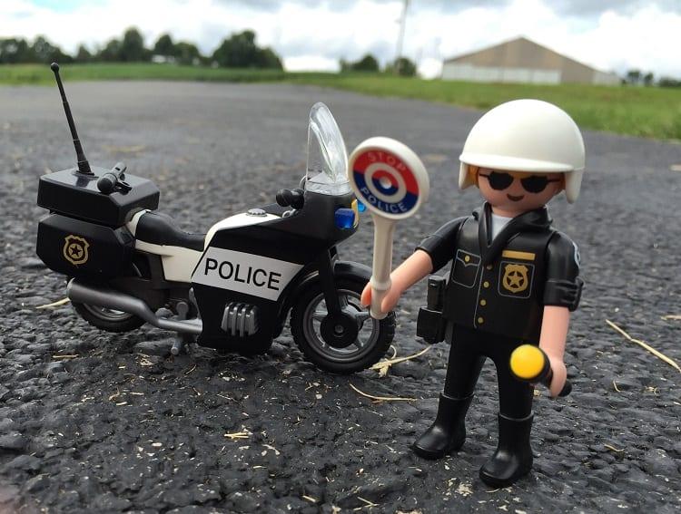 PLAYMOBIL police 1