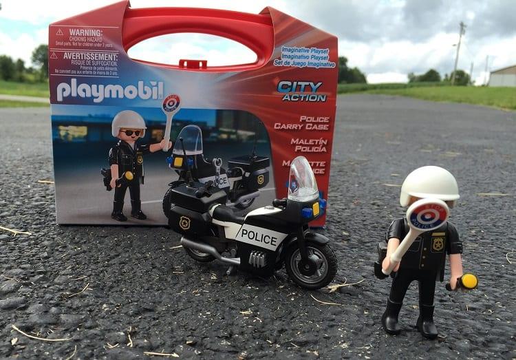 PLAYMOBIL police 2