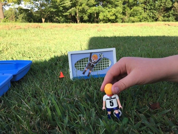 PLAYMOBIL soccer
