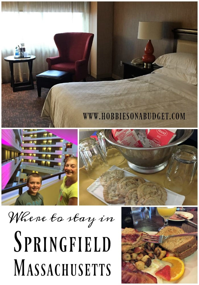 where to stay in Springfield Massachusetts