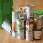 Food Storage for the Average Family