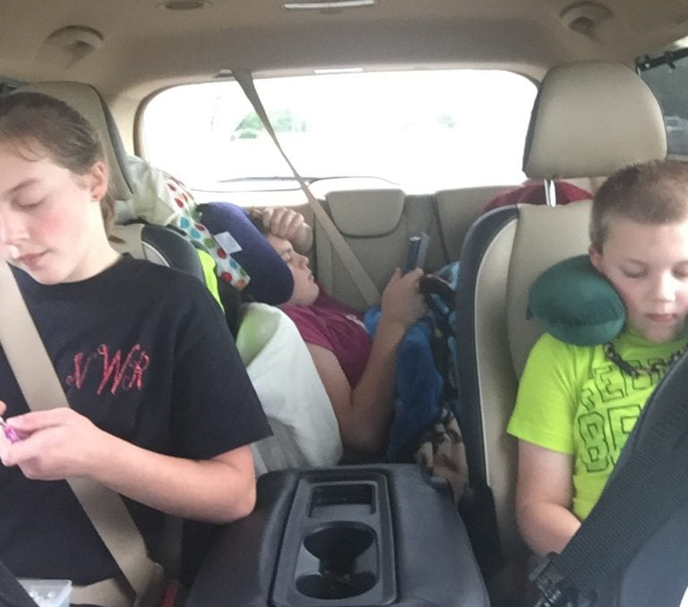 How to Beat Road Trip Boredom